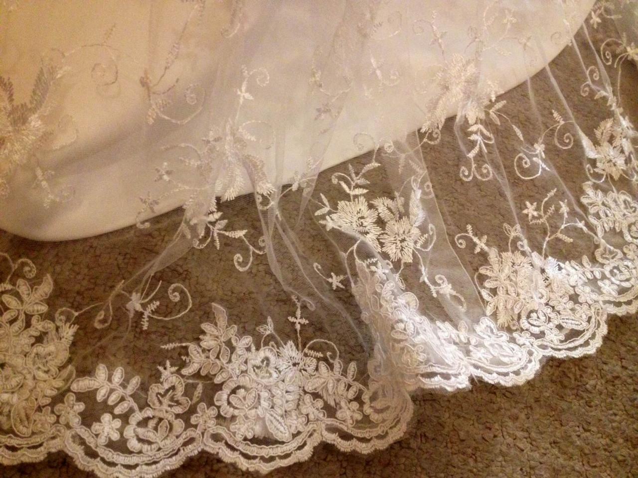 Angeles custodios vestidos de novia