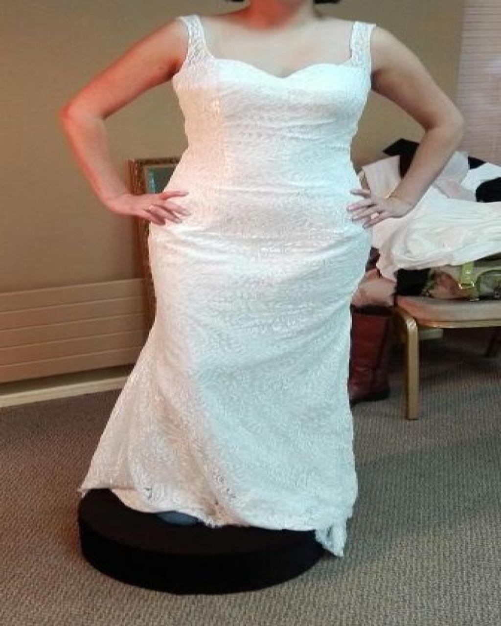 Vestido de novia nuevo La Candelaria Novias, \