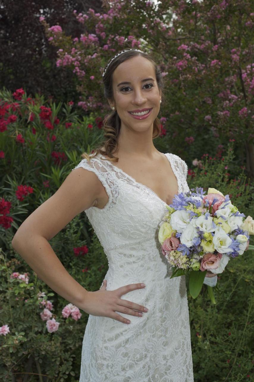 Vestidos de novia xxl usados santiago chile