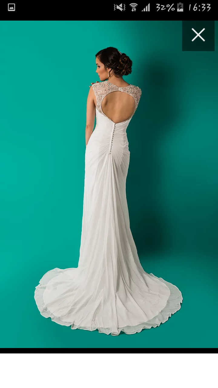 Venta vestido de novia usado diseñado por Novias Mint | Mi Vestido