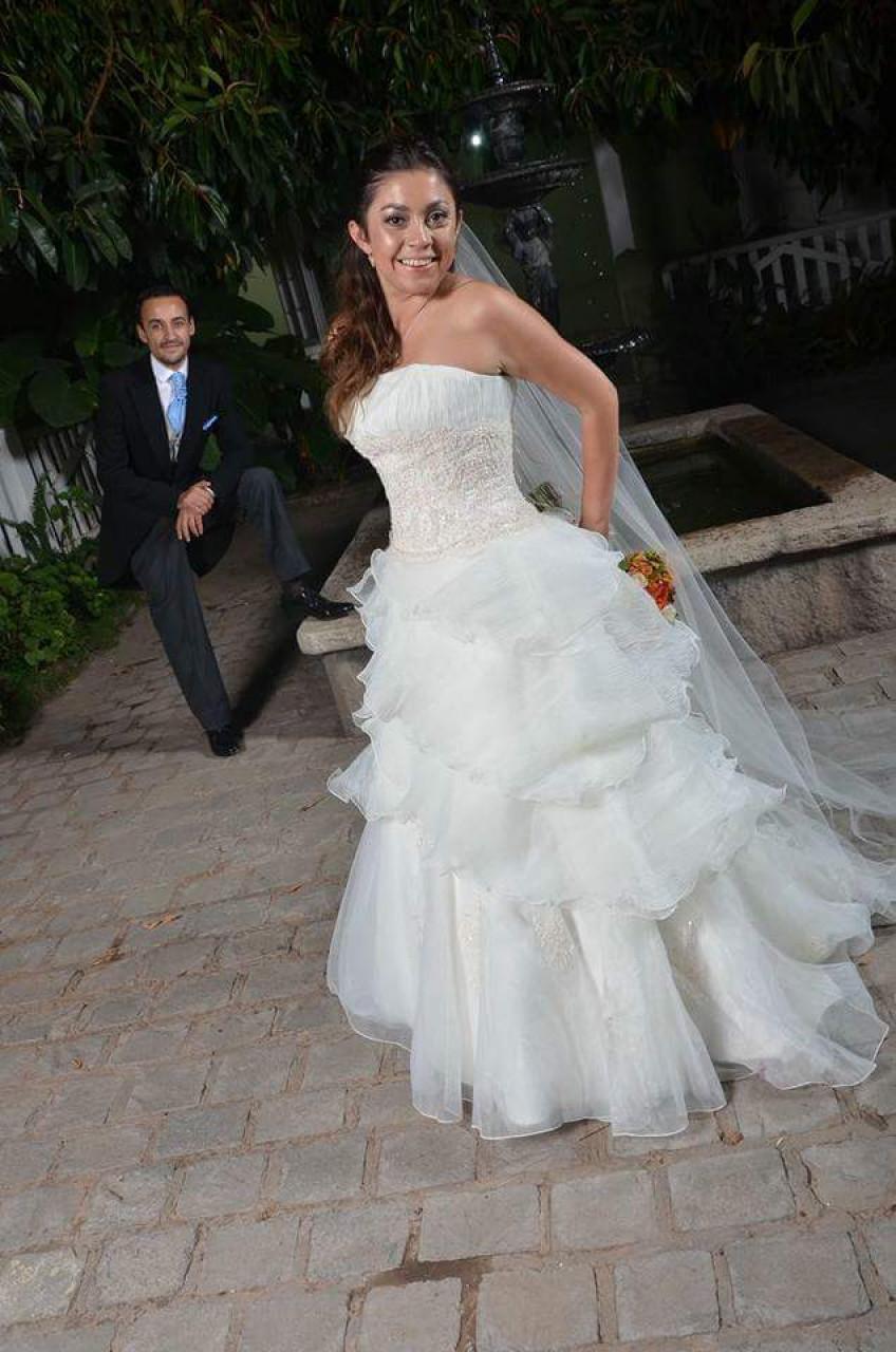 Vestidos de novia punto clave