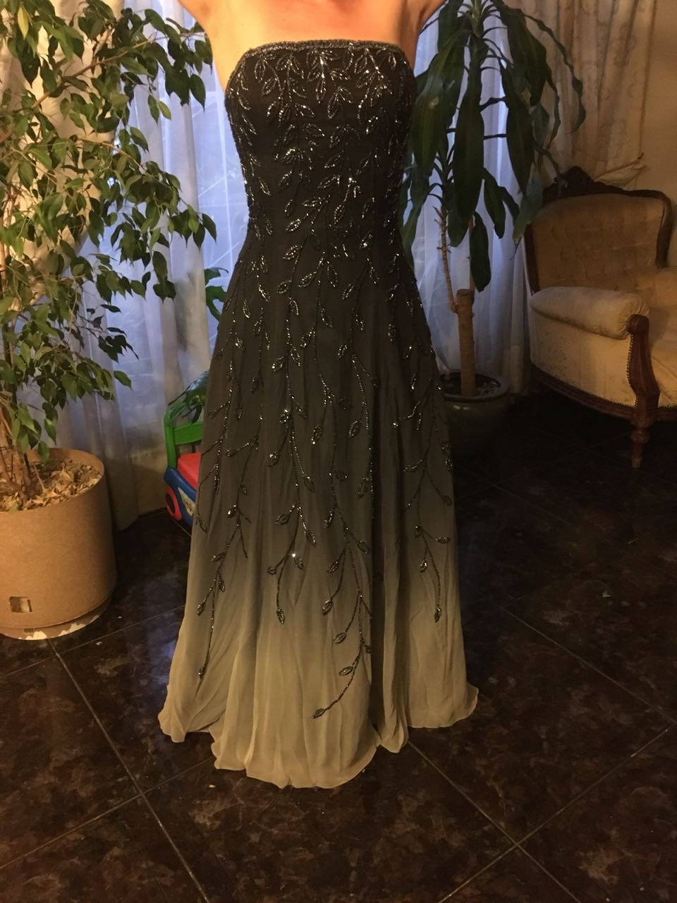 Vestidos de fiesta usados concepcion