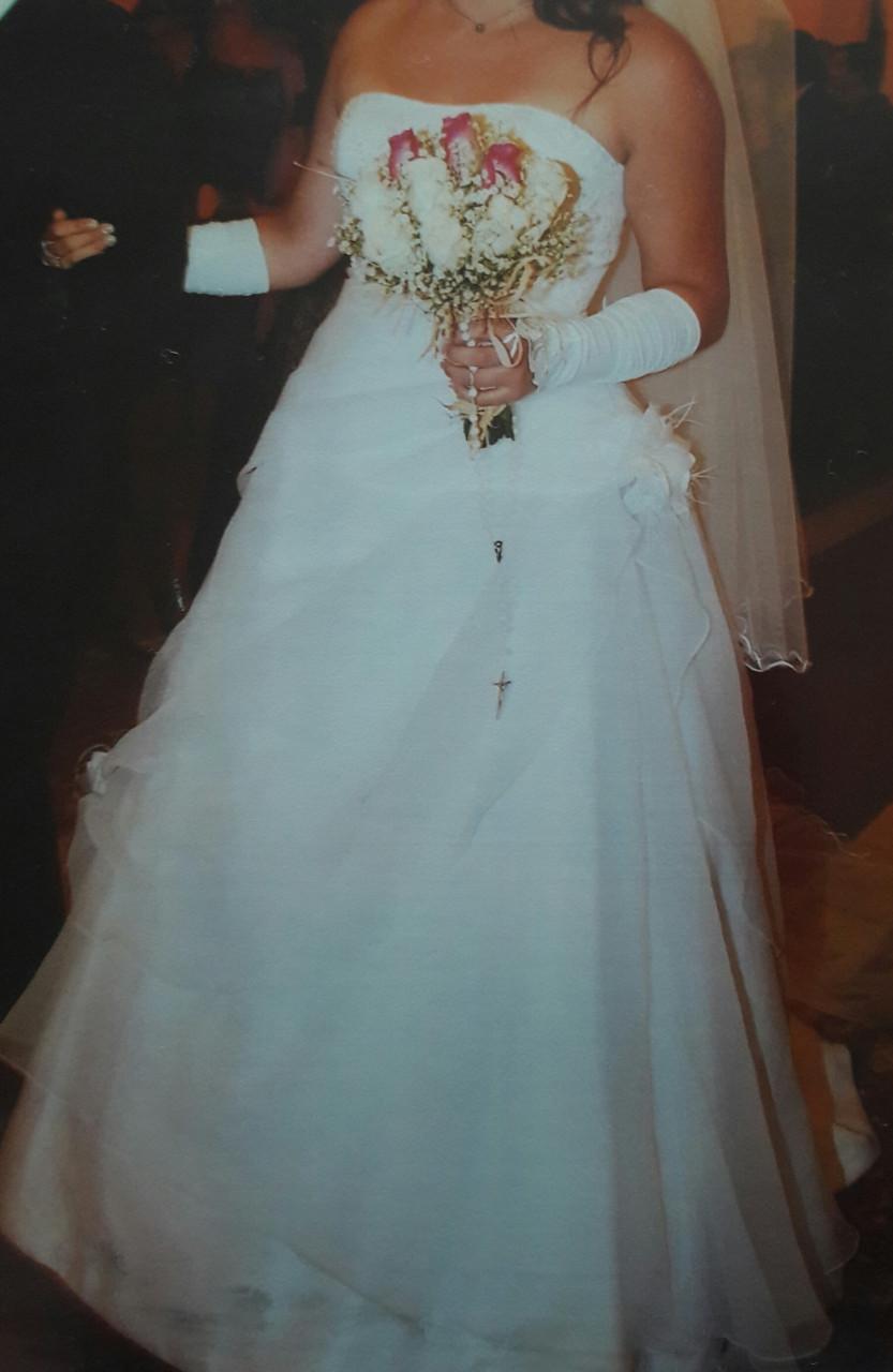 Vestido de novia usado de La Casa Blanca | Mi Vestido
