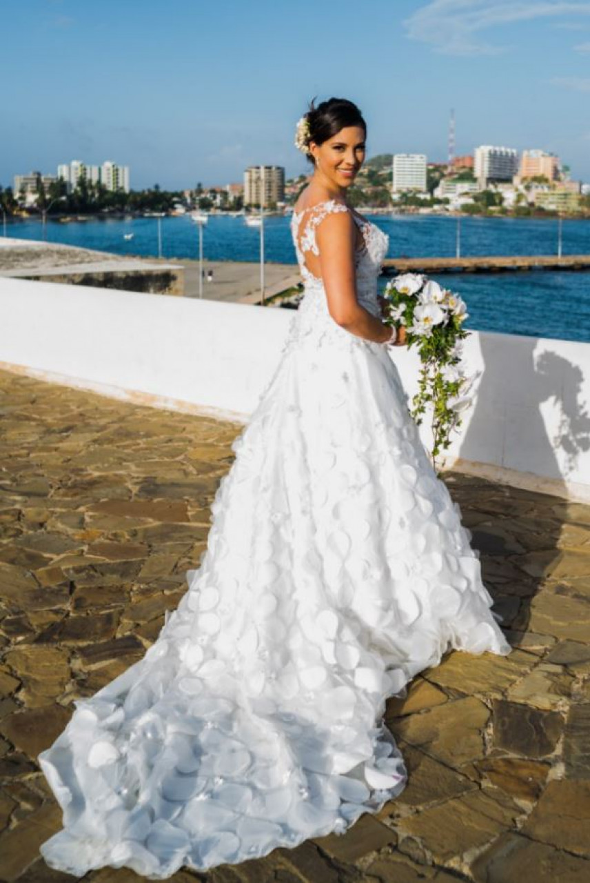ee0b2ea1c Venta de vestidos novia usados de varios modelos en Chile | Mi Vestido