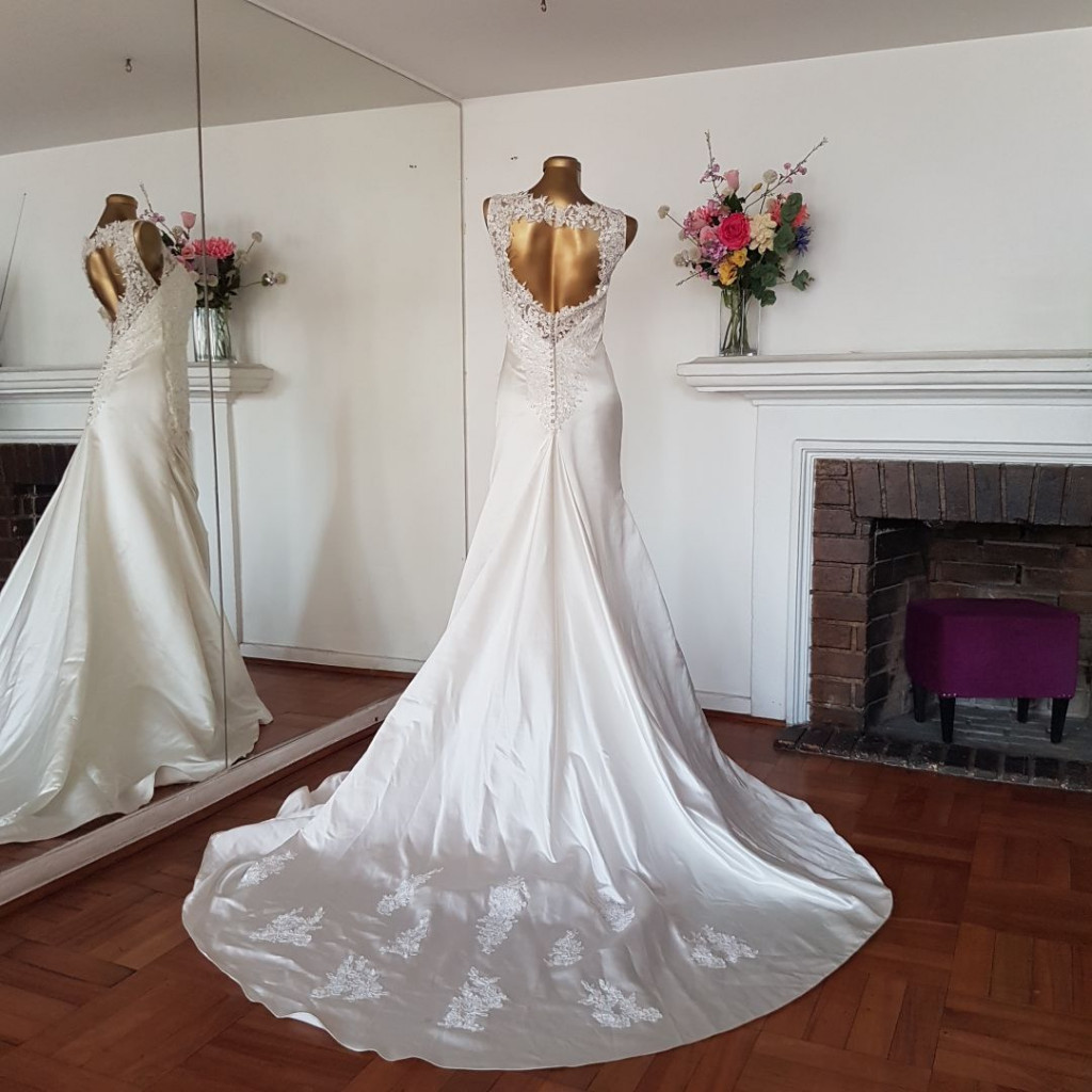 Vestidos de novia usados region metropolitana