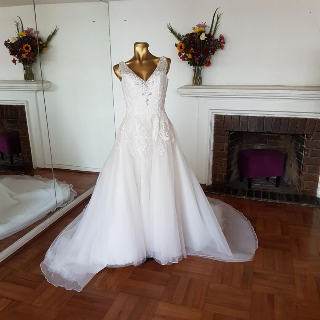 89c75318f Venta de vestidos novia usados de varios modelos en Chile