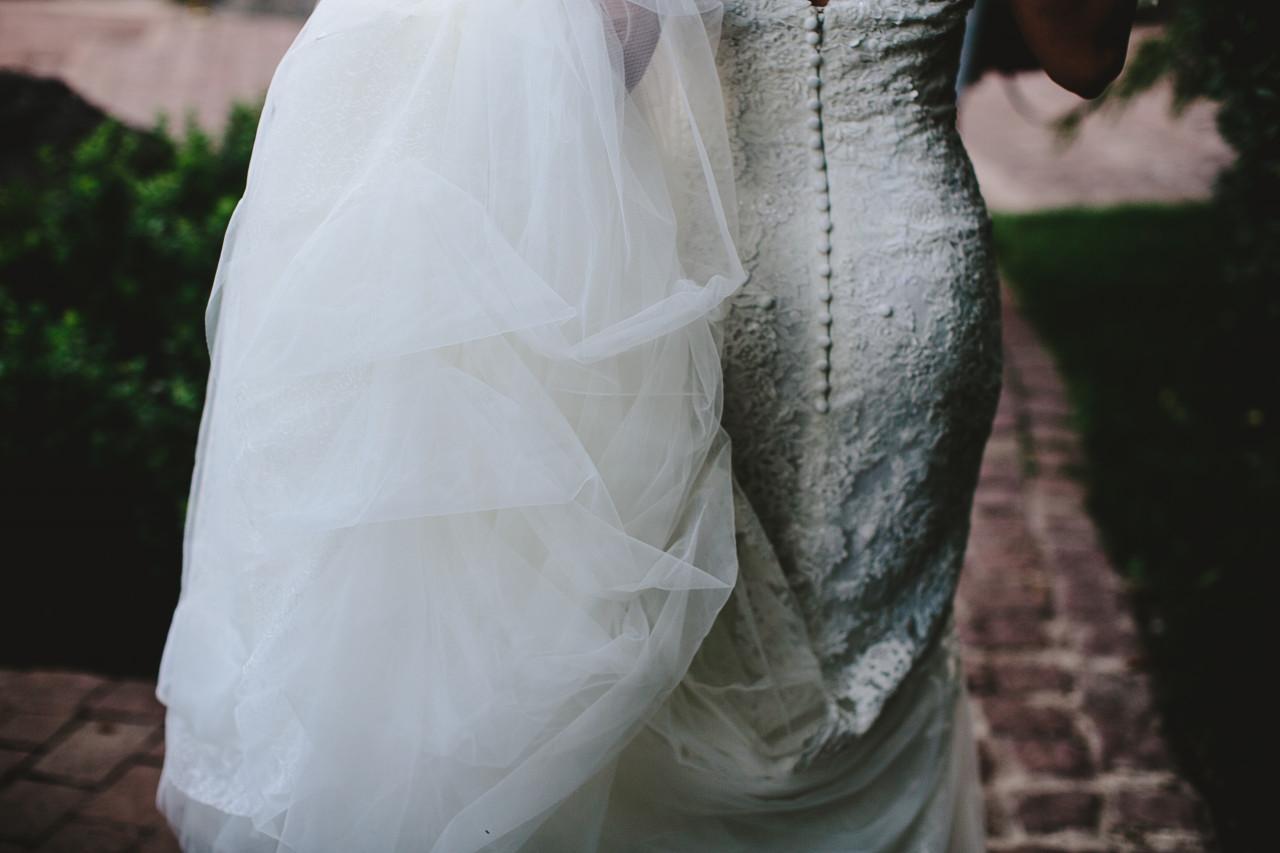 Vestido de novia usado la Casa Blanca   Mi Vestido