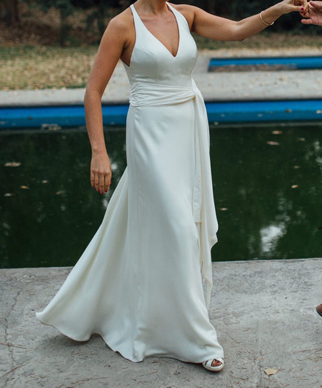 Vestido de novia usado Fran Larraín | Mi Vestido