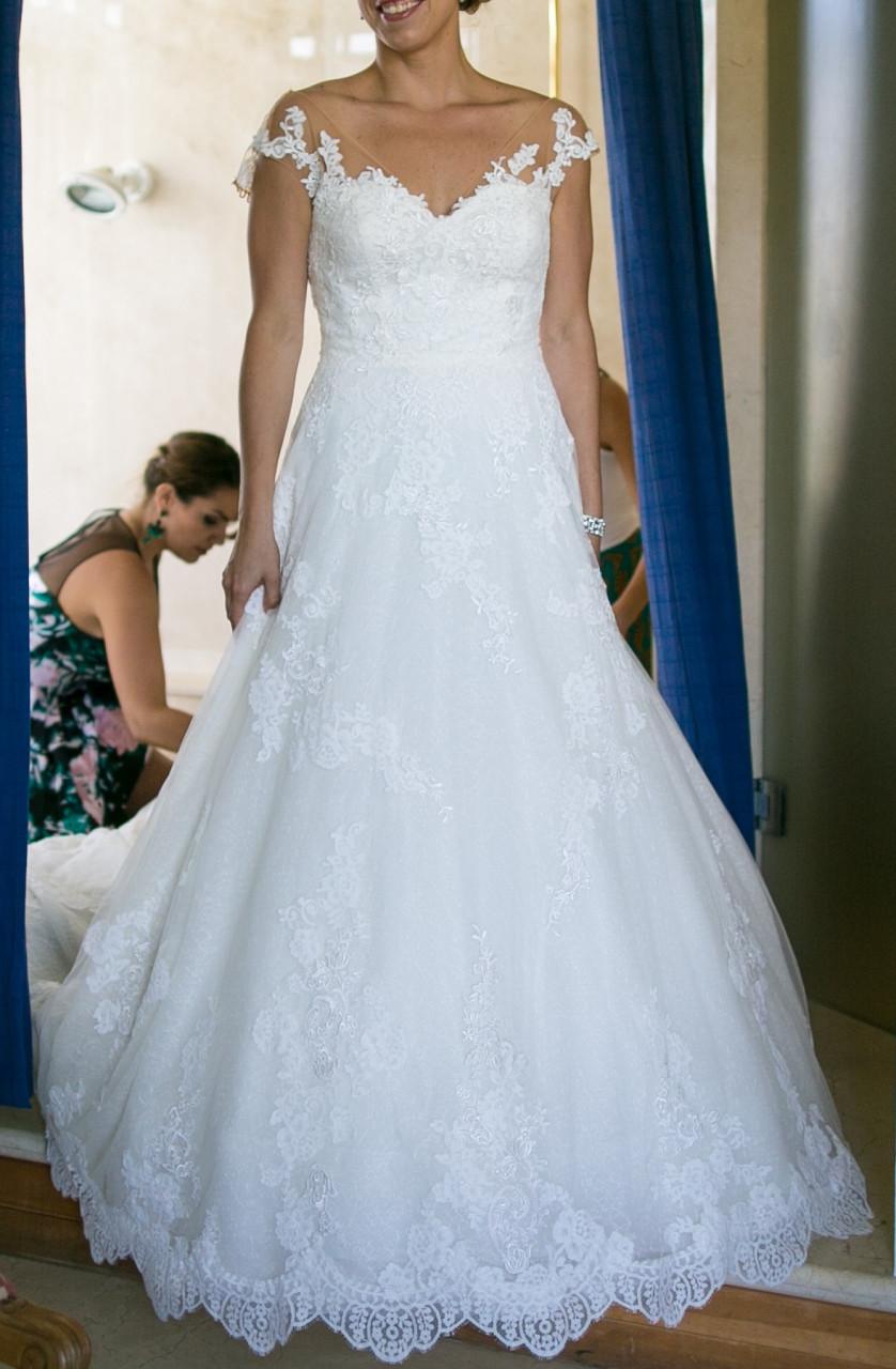 Vestidos de novia usados para vender