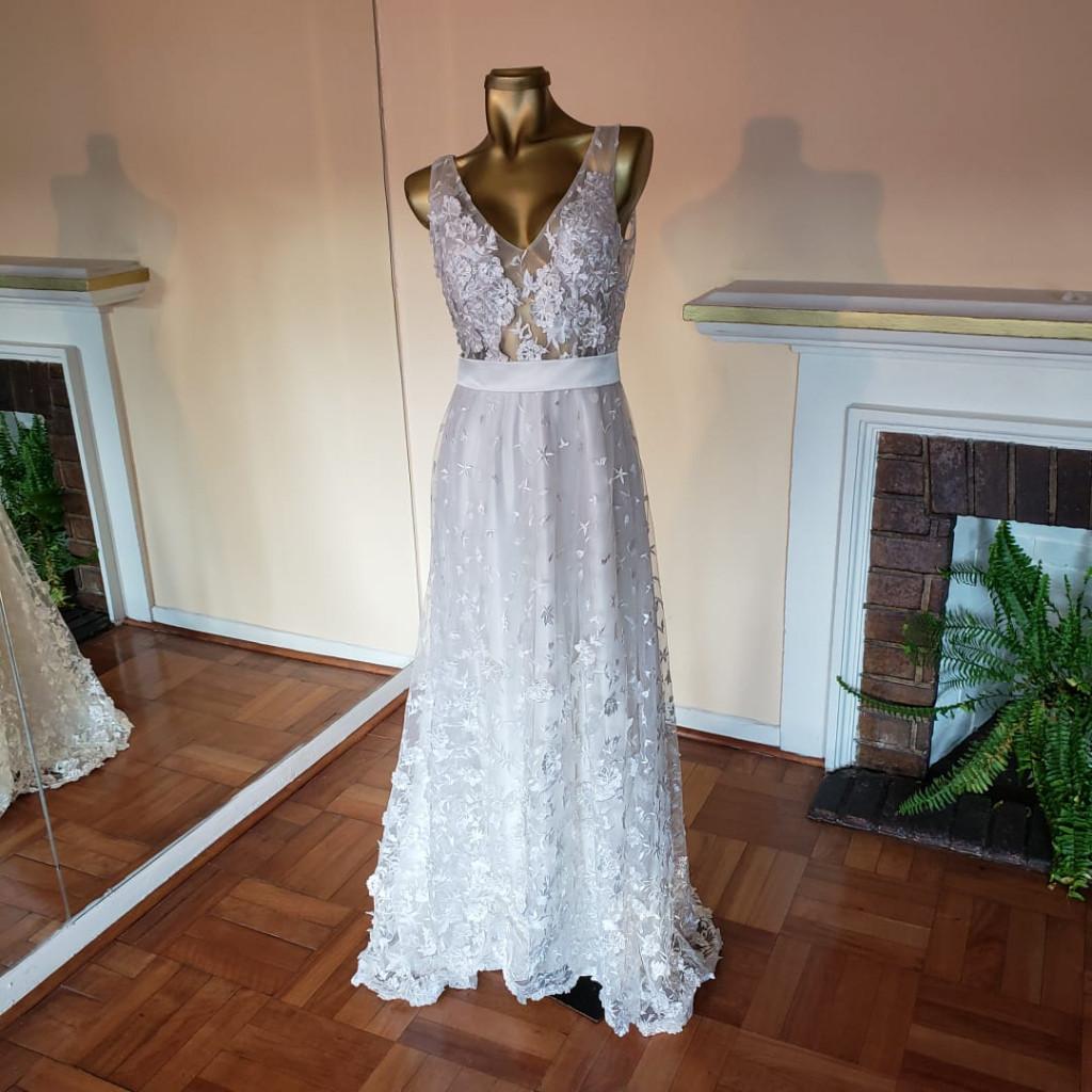 e3f4e352c Vestidos de novia exclusivos usados en Chile a precios convenientes ...