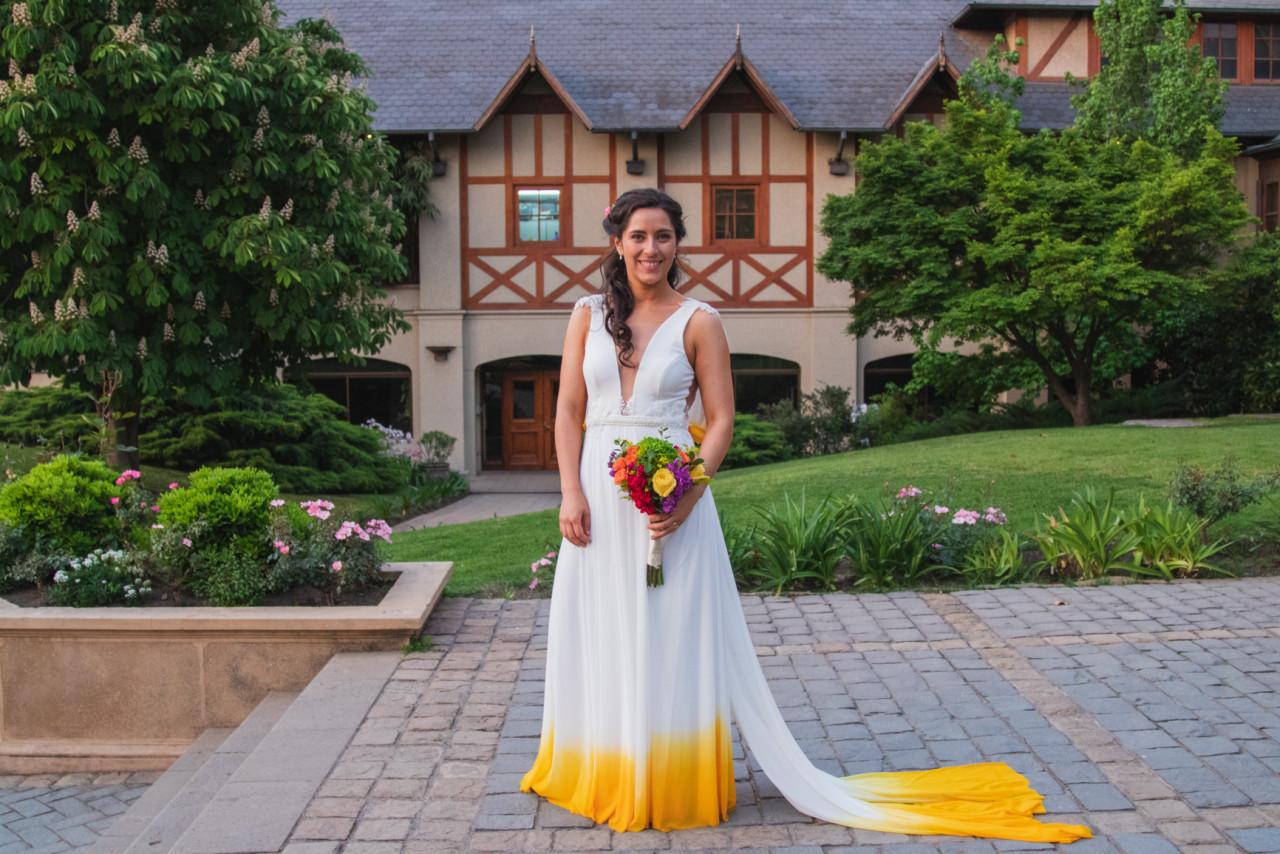 Valor vestidos de novia talca
