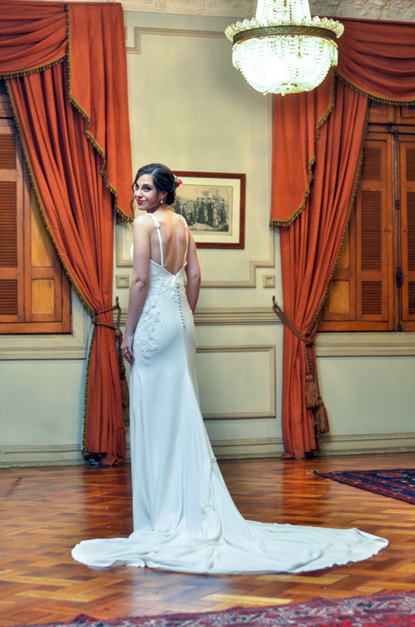 Venta de vestidos de novia en chile