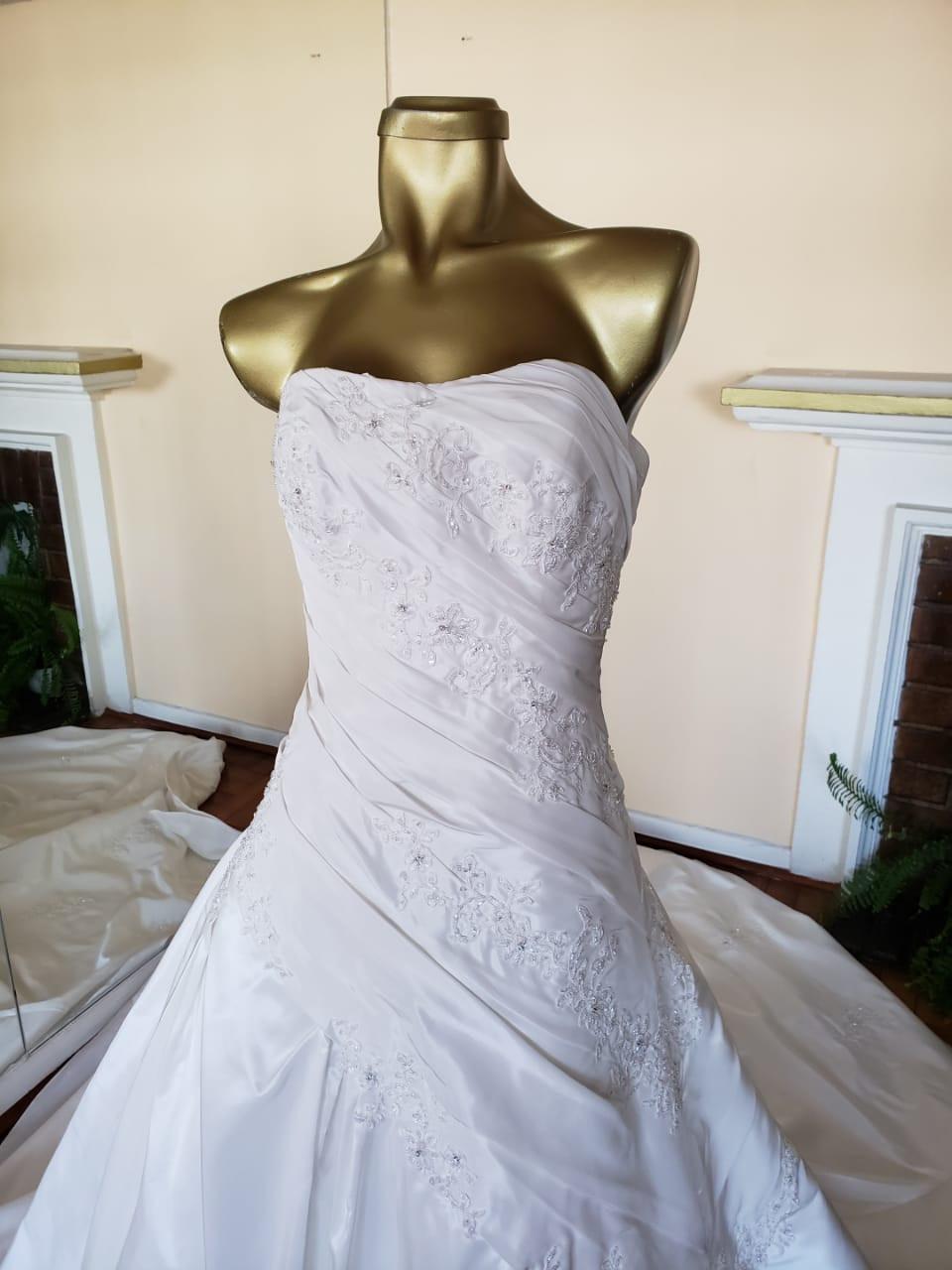 Tintoreria vestido novia precio